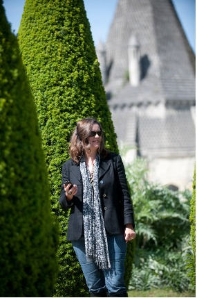 The Liberty guide experience at Fontevraud Abbey